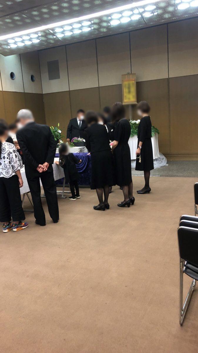 大阪市立北斎場 中式場 一日葬