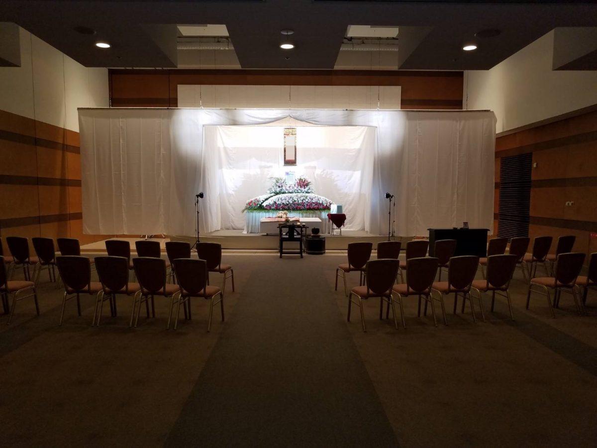 やすらぎ天空館 家族葬3