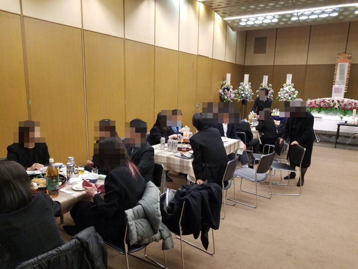 大阪市立北斎場 中式場 家族葬