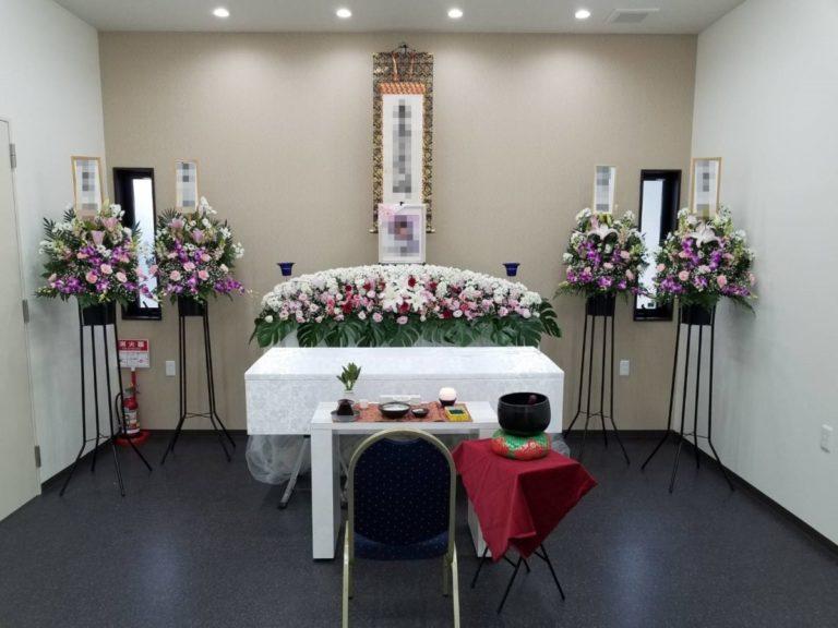 西栄寺本坊中式場 一日葬