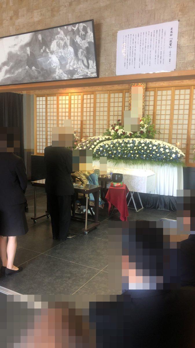 河内長野 金剛寺に於いて家族葬