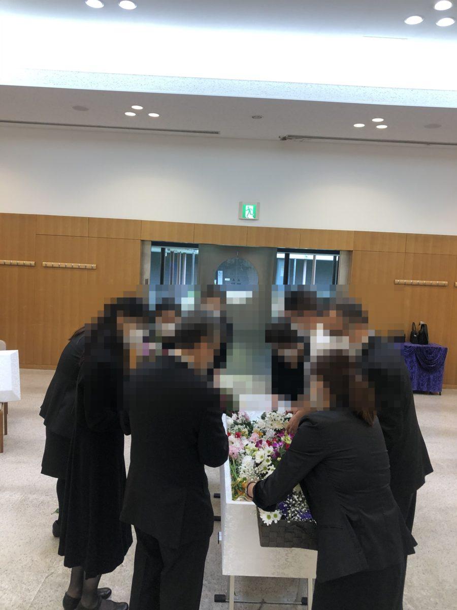 堺市立斎場 家族葬