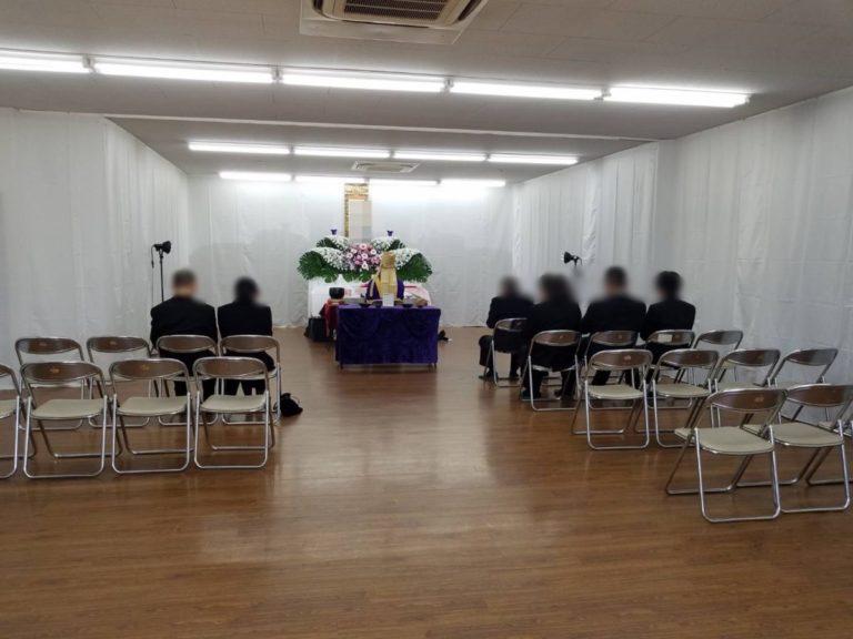 平野区 地域会館 家族葬
