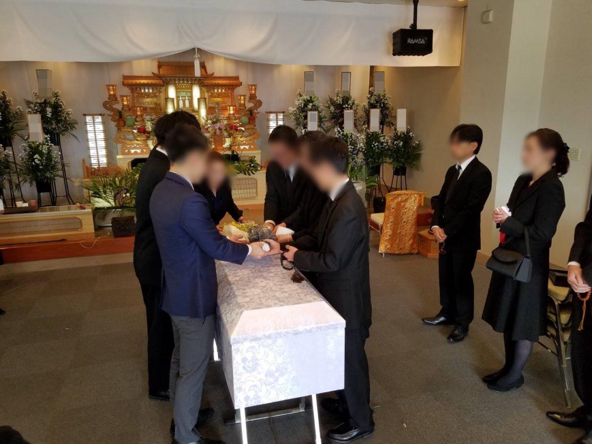 橋本市高野口斎場 家族葬