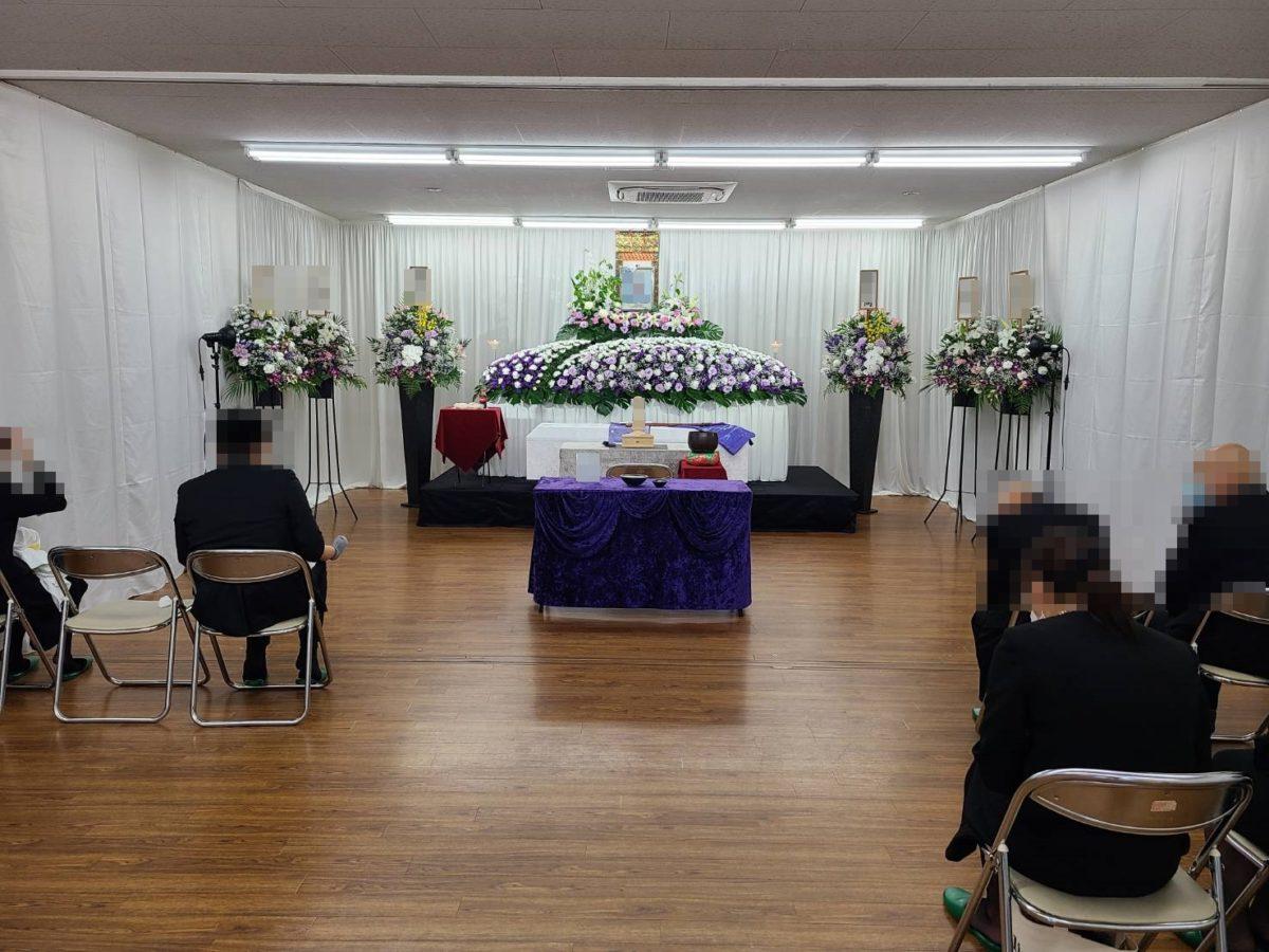 新平野西コミュニティー会館