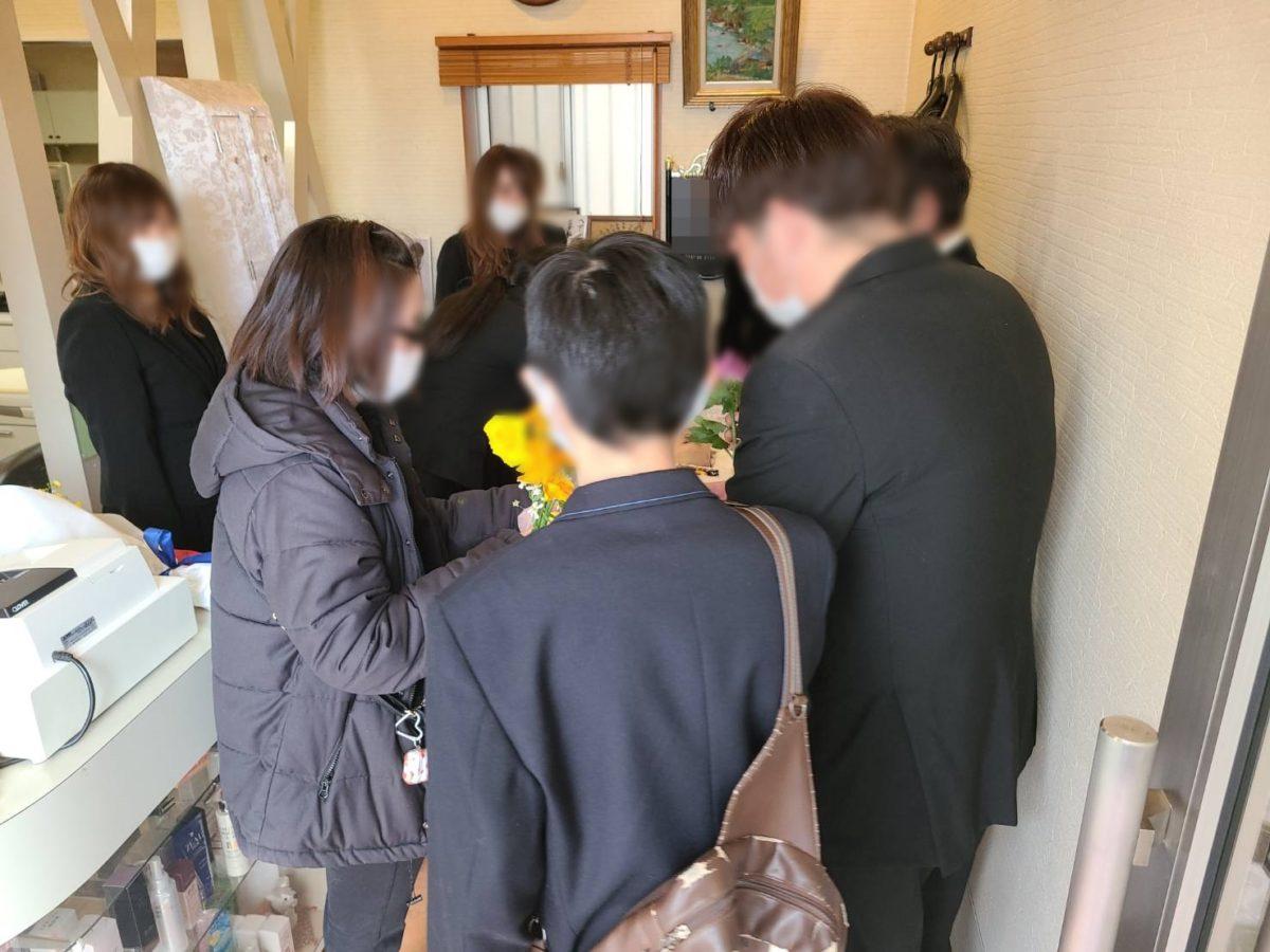 河内長野市営斎場 火葬式