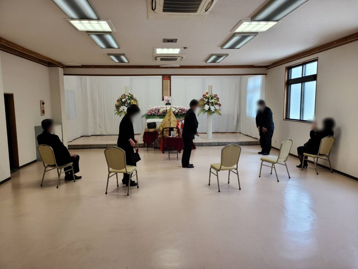大阪市天王寺区 法岩寺 一日葬