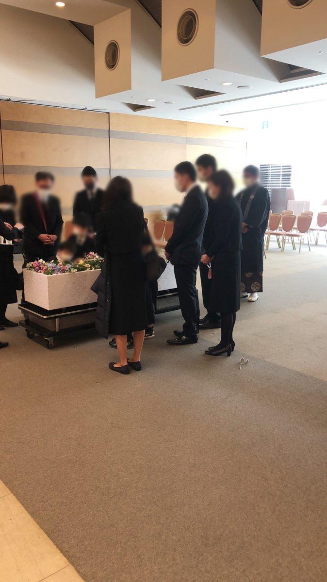大阪市立葬祭場 やすらぎ天空館 家族葬
