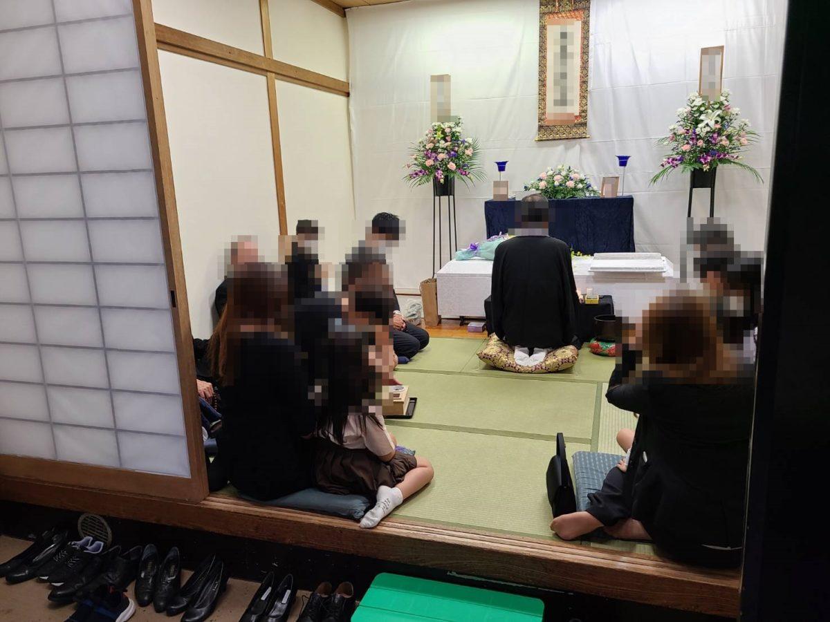 大阪市立小林斎場 一日葬