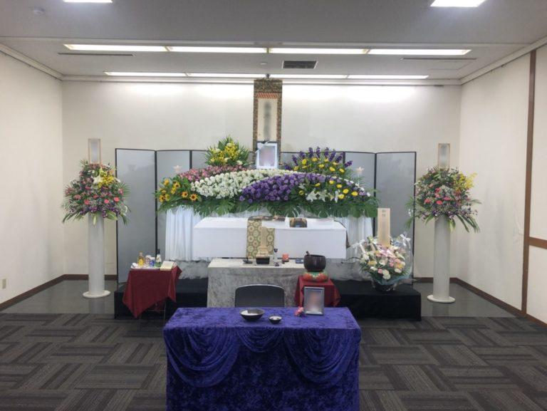 大阪市立小林斎場 家族葬